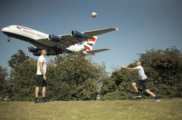 Bertie Taylor Explores Life Under London Heathrow's Flight Path