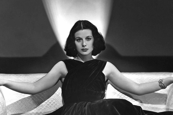 Hedy Lamarr Escaped The Nazis And Helped Build Self-Driving Future