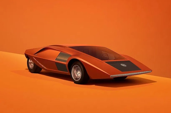 Wedged Wondercars – Supercar Concepts From The 1960s And 70s