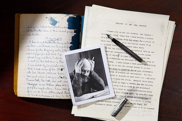 The Long-Lost Story Of The Longest Book Ever Written