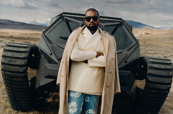 Inside Kanye West's Vision For The Future