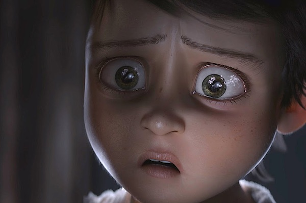 """La Noria"", Award-Winning Animation Horror Short Film"