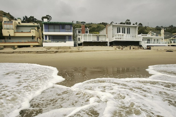 The Fight To Save Broad Beach