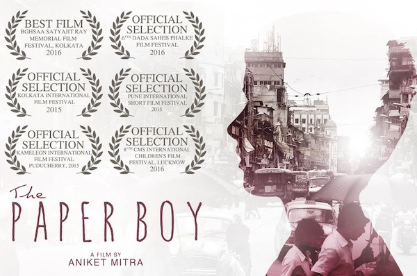 """The Paper Boy"", An Award-Winning Touching Short Film"