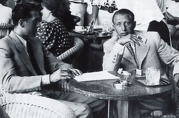 The Playboy Serbian Spy Who Inspired James Bond