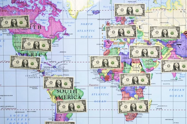 How Global Trade Runs On U.S. Dollars