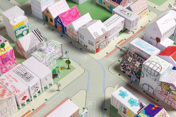 Downloadable Architecture Projects Let Kids Build Their Own Cities And Skyscrapers