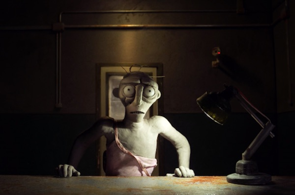 """Framed"", An Award-Winning Noir Tale In Stop-Motion"