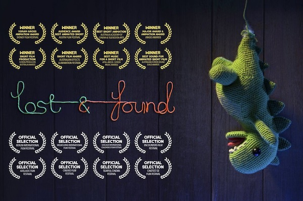 """Lost & Found"", Oscar Shortlisted Stop-Motion Animation"