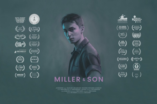 """Miller & Son"", Award-Winning LGBTQ Short Film"