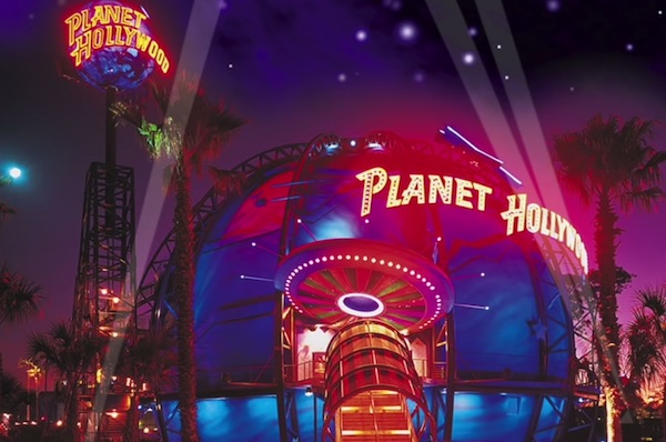 Why Planet Hollywood Went Bankrupt