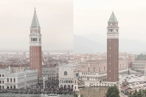 Francois Prost Returns, Photographing Venice And Its Worldwide Doppelgängers