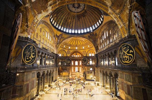 Hagia Sophia: Church Of Divine Wisdom And Subject Of Global Dispute